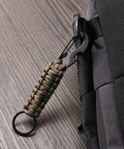 Paracord Seil Schlüsselanhänger
