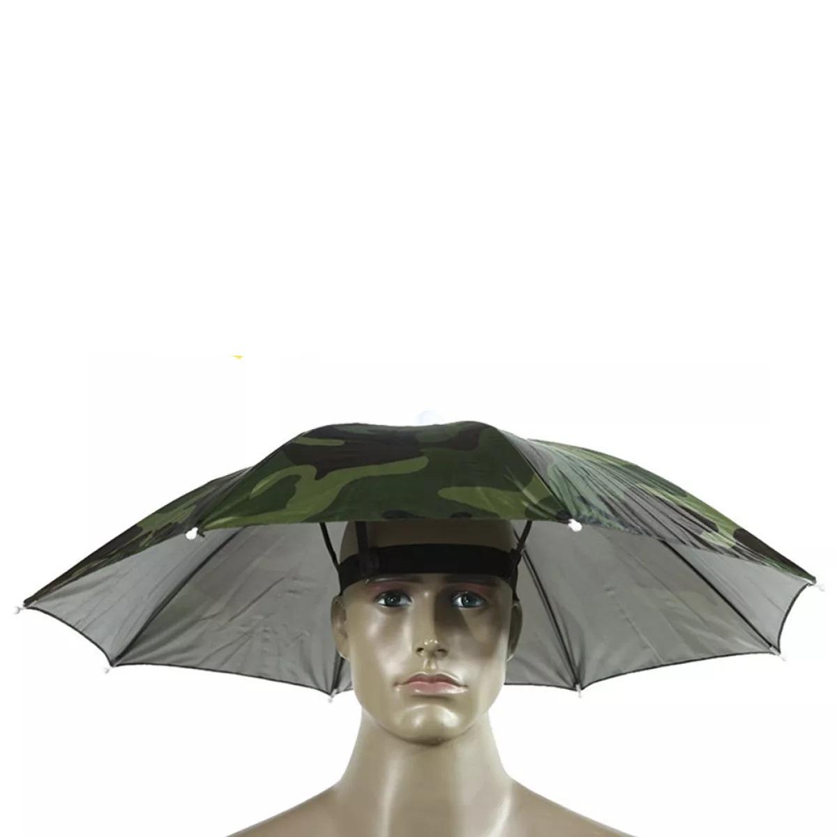 Regenschirm-Hut Kopfregenschirmhut kaufen