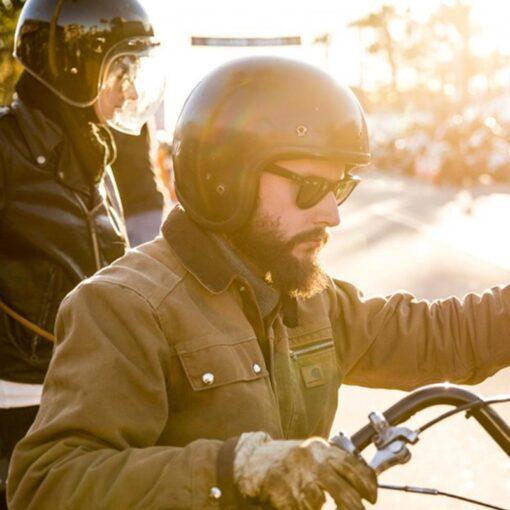 Open Face Chopper-Helm