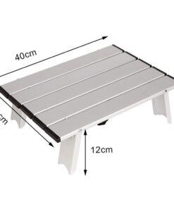Kleiner Camping Tisch Aluminium