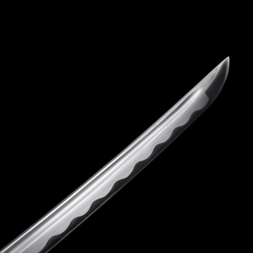 Katana Schwert Schwarz Drache