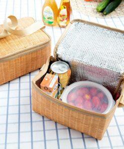 Thermik Picknickkorb