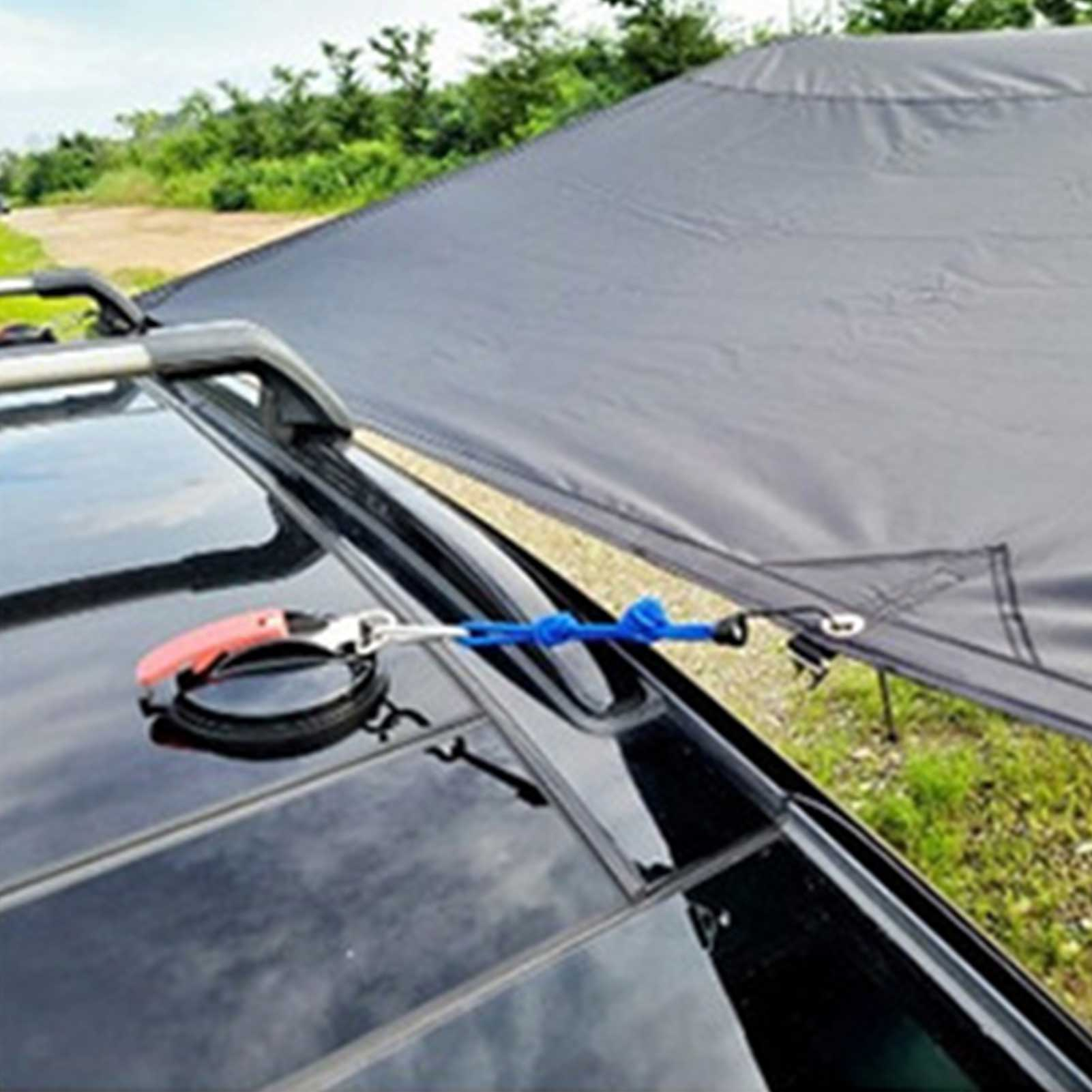 Camping Zelt Saugnapf-Halterung