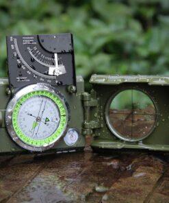 Premium Militär Kompass