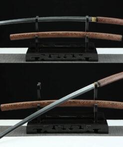 Shirasaya Katana Damast Stahl kaufen