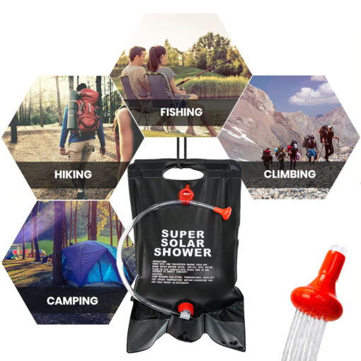 Grosser Camping Dusch Beutel