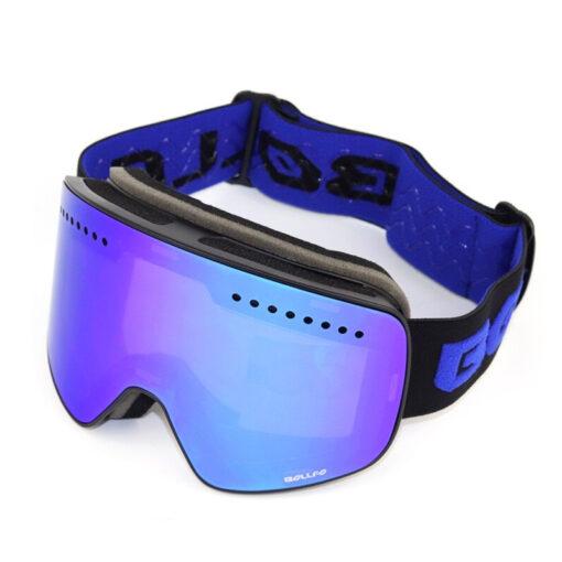 OTG Skibrille mit Magnet-Visier
