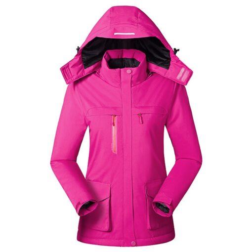 Damen-Jacke mit Heizung