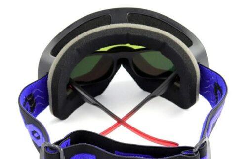 OTG Skibrille Brillenträger mit Magnet-Visier