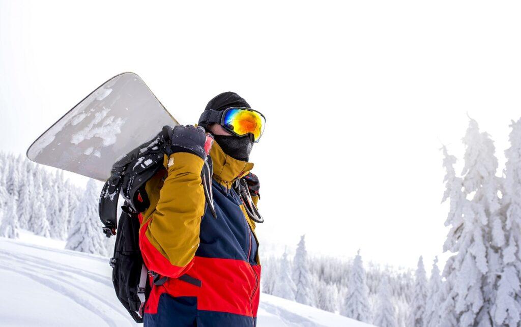 Snowboardbrille Brillenträger Schweiz