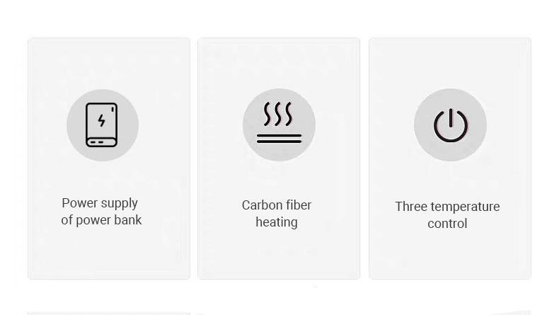 Thermo-Unterwäsche mit Infrarot Heizung