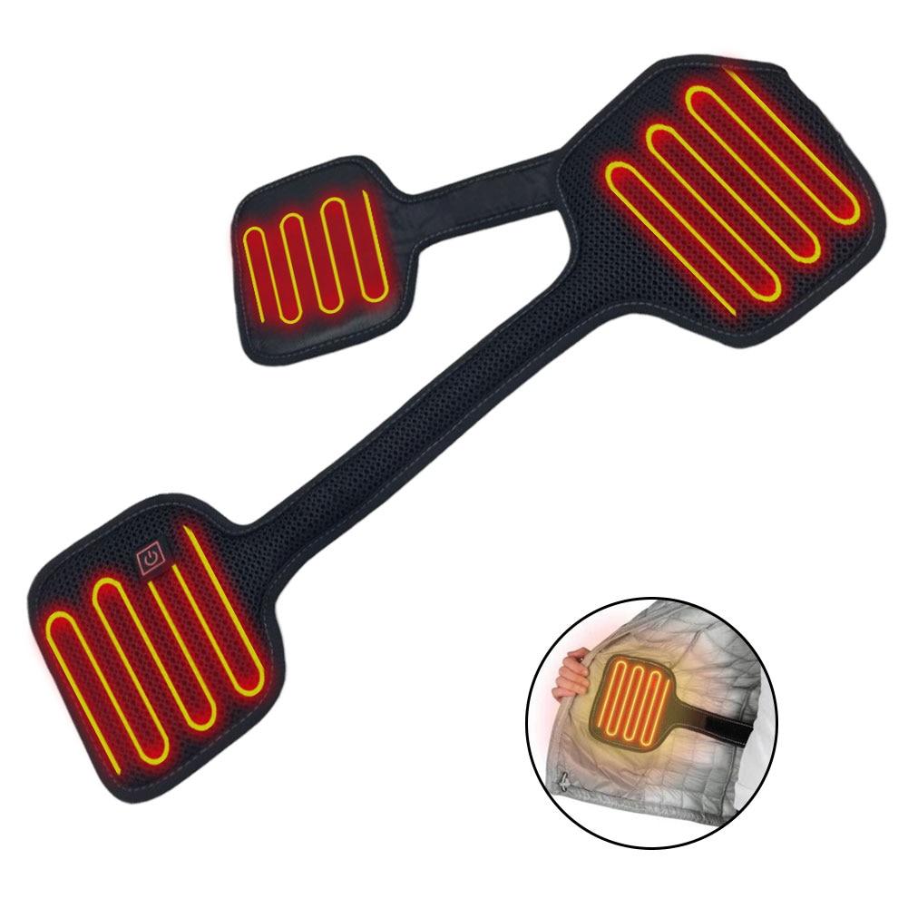 Nierengurt mit Heizfunktion USB