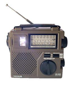 Dynamo Notfall-Radio mit Beleuchtung